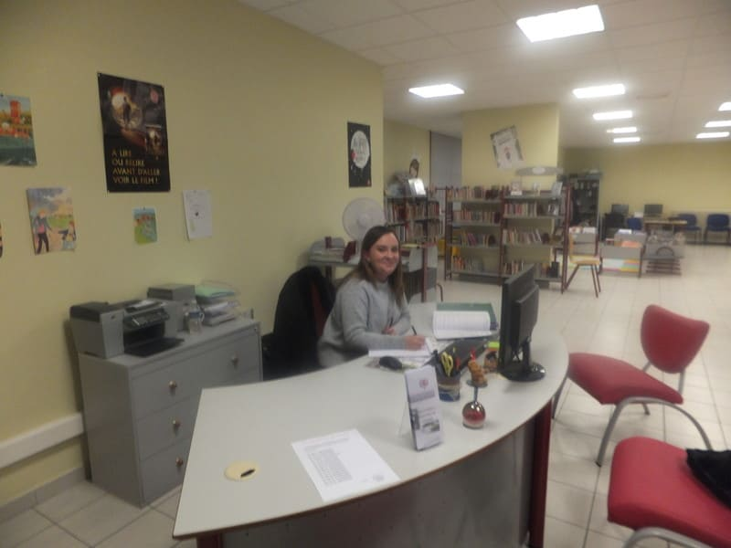 Information bibliothèque municipale