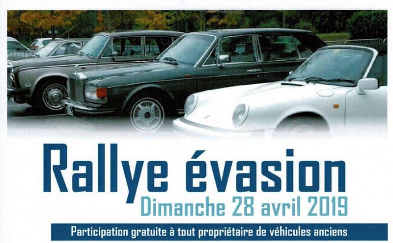 Rallye évasion