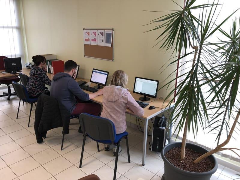 Espace numérique - Médiathèque de Charmes