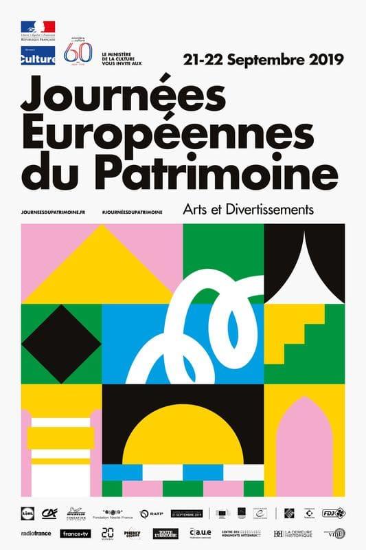Journées Européennes du Patrimoine 2019 à Charmes
