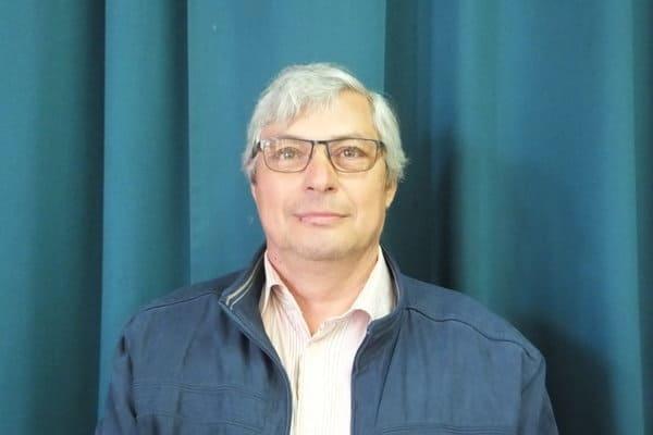 06 - M. Jean-Charles DERVIN, 5ème Adjoint au Maire - Commune de Charmes 02800
