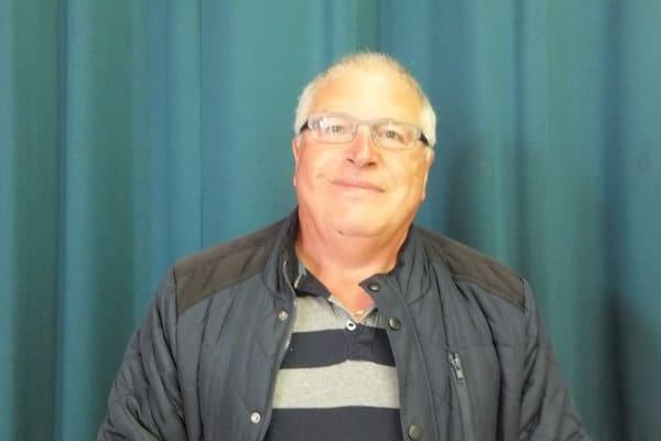 07 - M. Jean-Pierre TAISNE, Conseiller Municipal - Commune de Charmes 02800