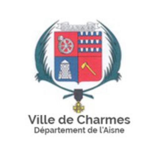 Logo-Commune de Charmes Aisne